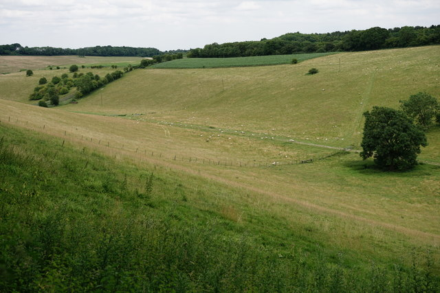 Valley Near Tatsfield