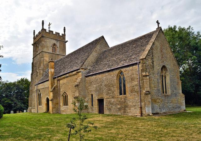 St Mary the Virgin, Aston Somerville