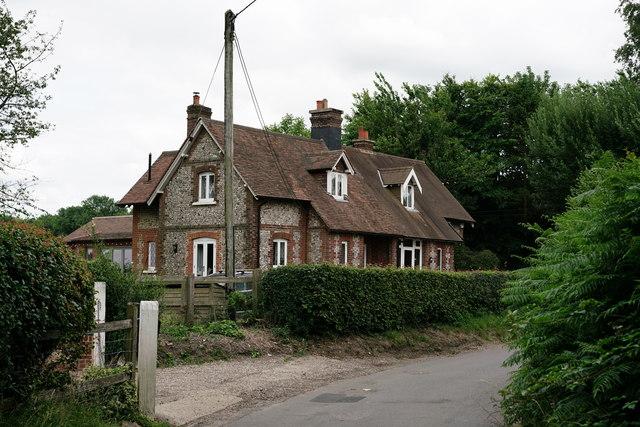 House on Beddlestead Lane