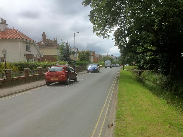 Howden, Treeton Road