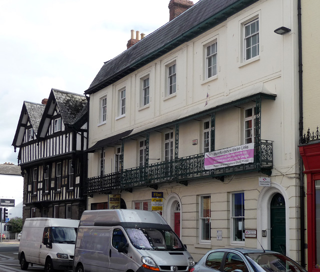 36-42 Widemarsh Street, Hereford