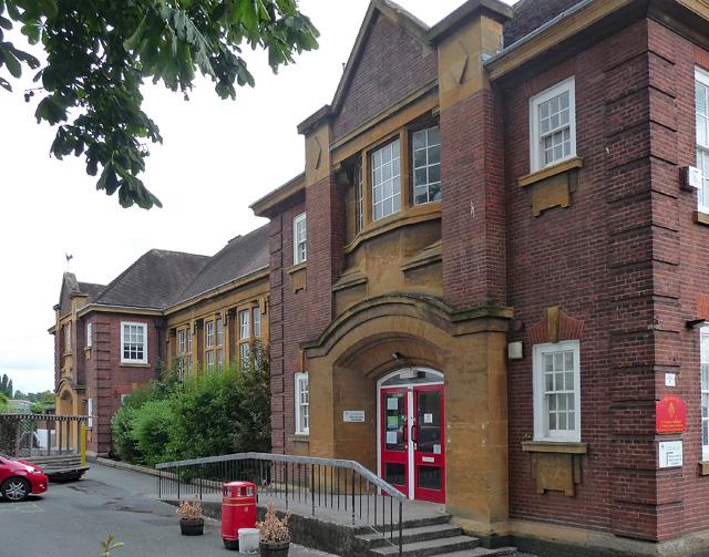 Primary School, Widemarsh Street, Hereford