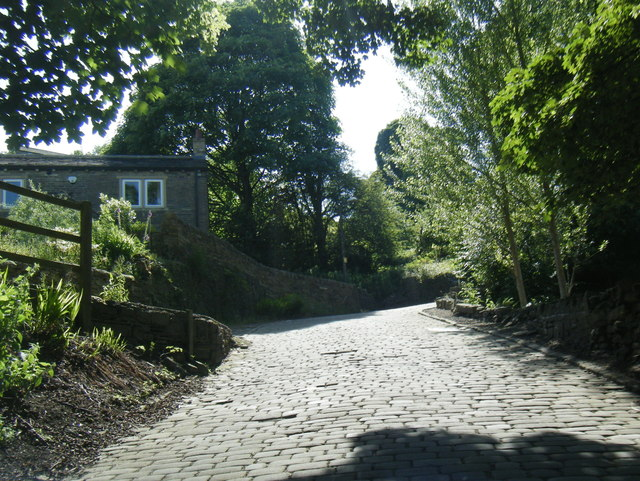 Lee Lane, 'The Shibden Wall' in cyclings Top 100 climbs
