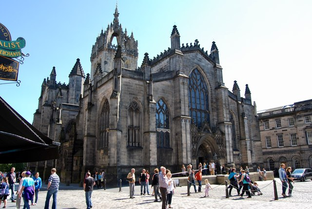 St. Giles' Cathedral, Edinburgh