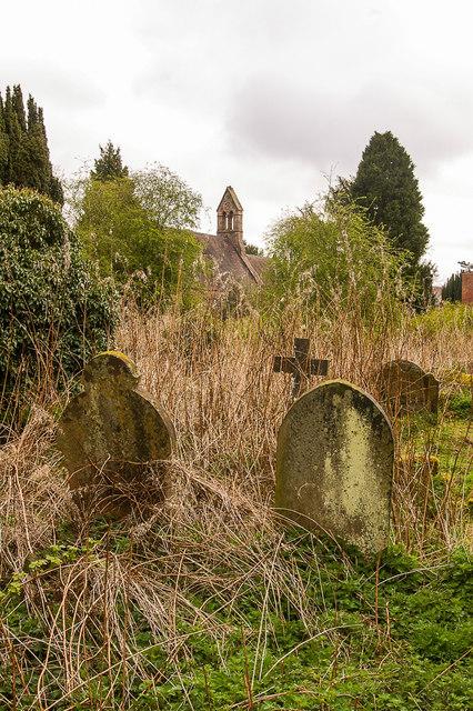 St Leonard's graveyard