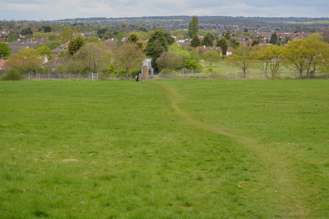 Capital Ring, Barn Hill Open Space