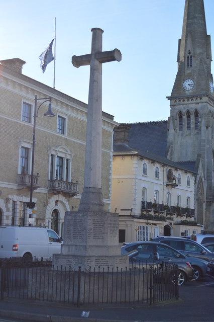 St Ives Cross of Sacrifice