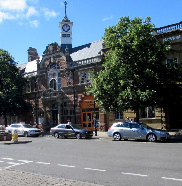 Market House, Minehead