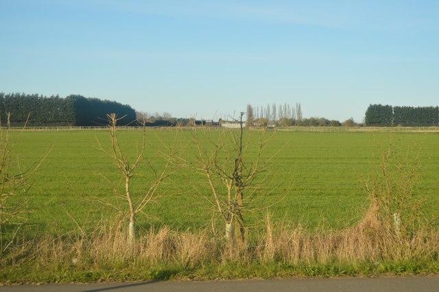 Farmland by Busway