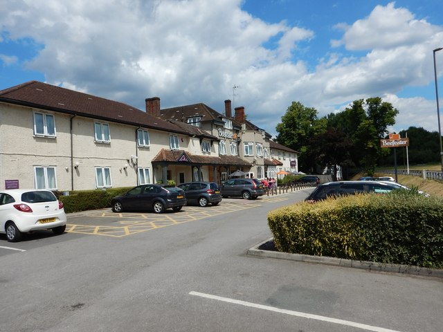 Premier Inn with Cricketers Beefeater Restaurant