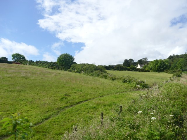 Farmland near Corrany