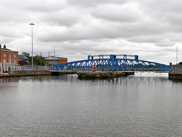 Goole Docks, Lowther Bridge