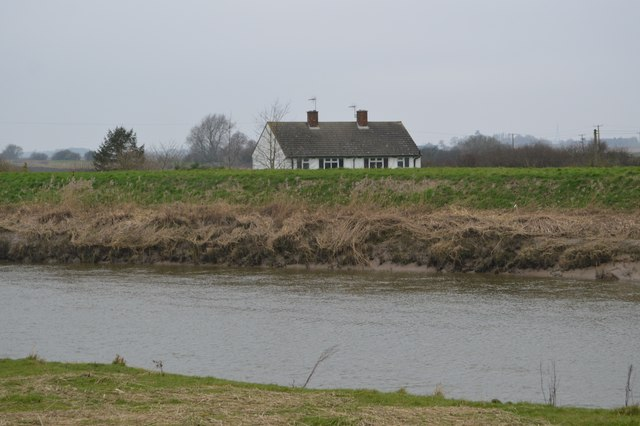 House by the Great Ouse
