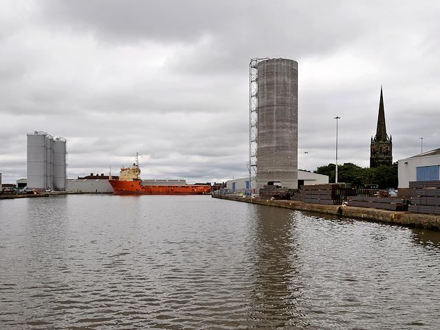 Stanhope Dock, Goole