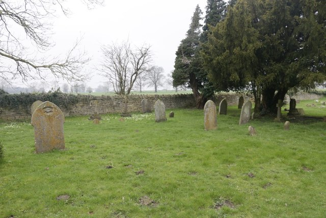 Churchyard at All Saints