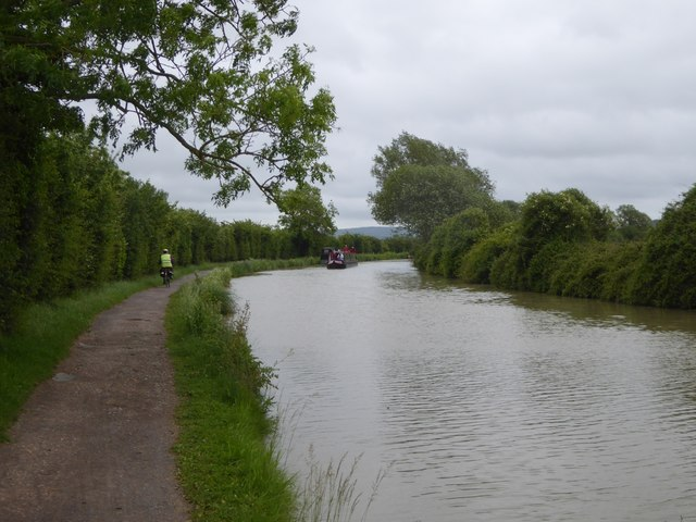 Canal east of Bowerhill