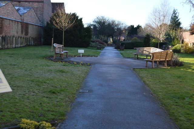 Memorial or Coronation Garden