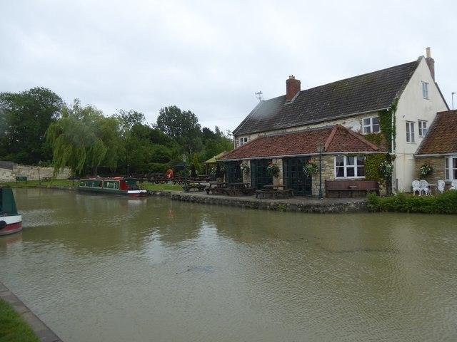Barge Inn, Seend Cleeve