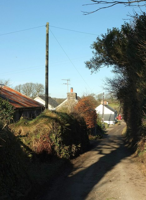 Cottages at Pencarrow