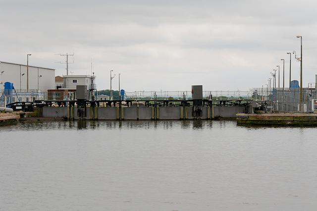 Goole Docks, Ocean Lock