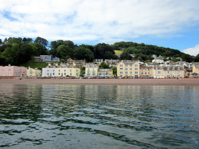 Shaldon From the Ferry Boat (2)