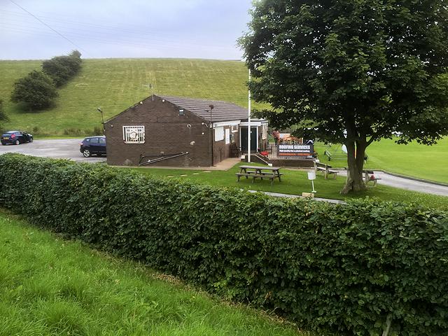 Blackley CC Pavilion, Lindley Road
