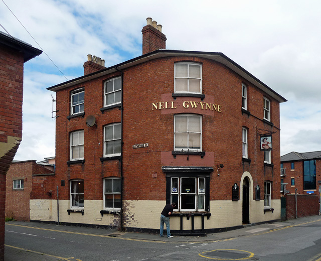 Nell Gwynne, Monkmoor Street, Hereford