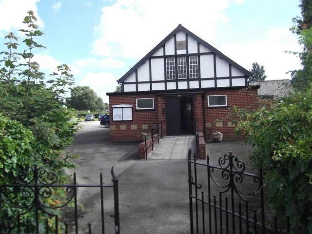 War Memorial Institute, Penyffordd