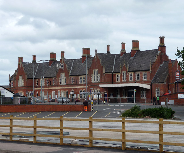 Railway station, Station Approach, Hereford