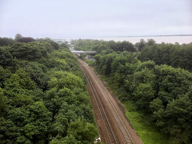 Railway at Hessle