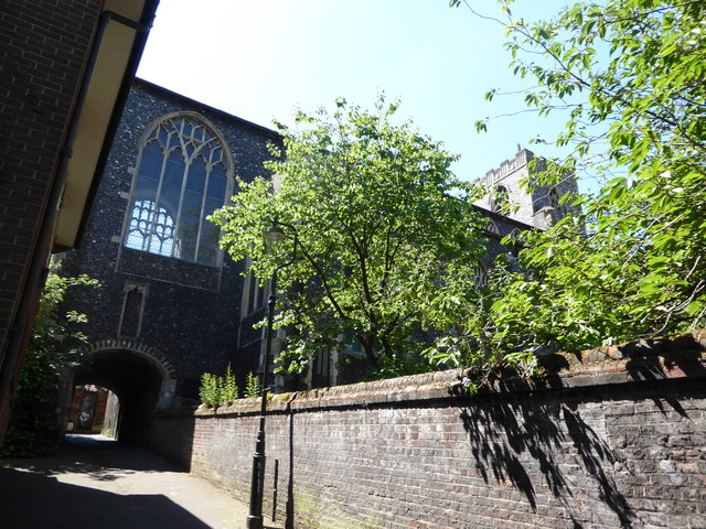 St Gregory's Back Alley