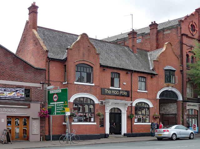 Hop Pole, Commercial Road, Hereford