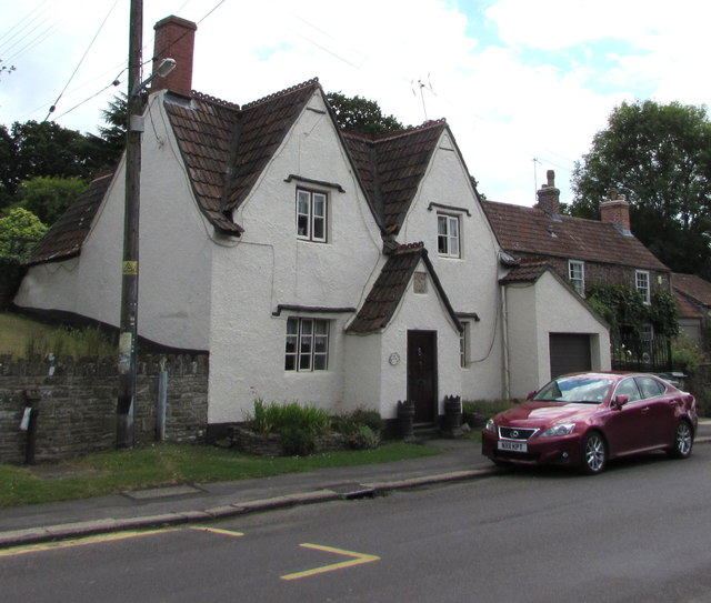 Grade II listed The Nook, Wotton Road, Iron Acton