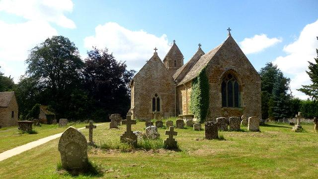 St. Lawrence's church, Barton-on-the-Heath
