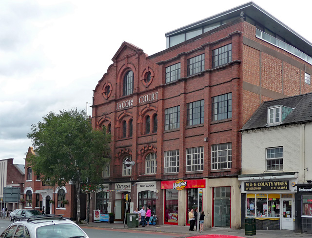 58 Commercial Road, Hereford