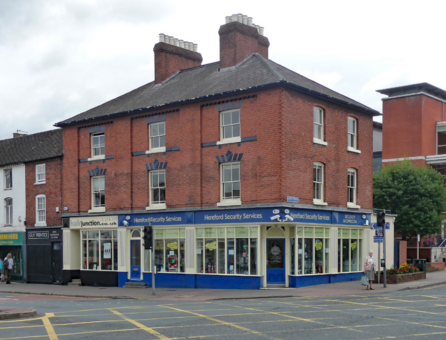 74-75 Commercial Road, Hereford