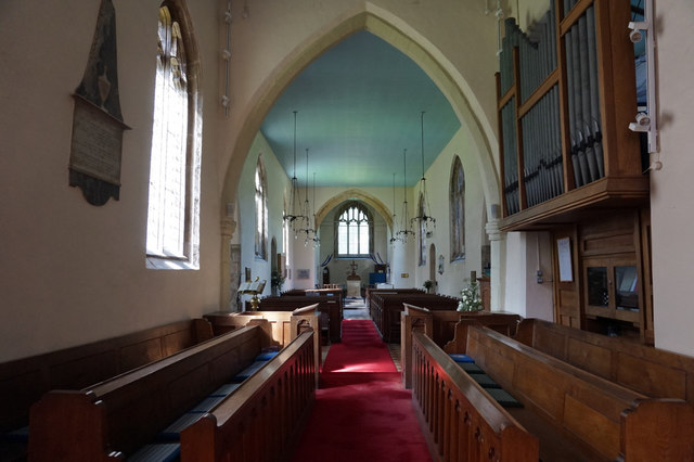 All Hallows Church, Walkington