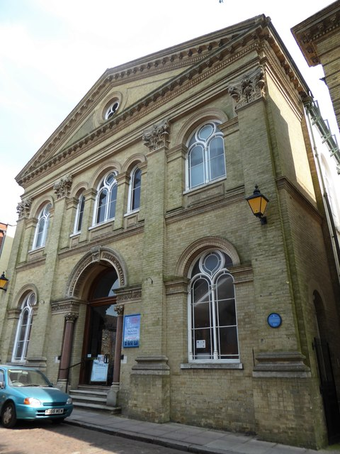 Norwich URC (formerly Congregational)