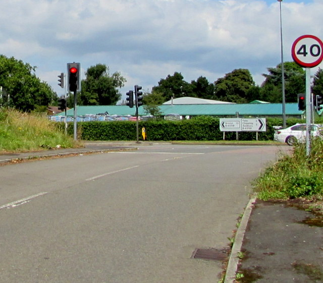 From 20 to 40 at the northern end of Wotton Road, Iron Acton