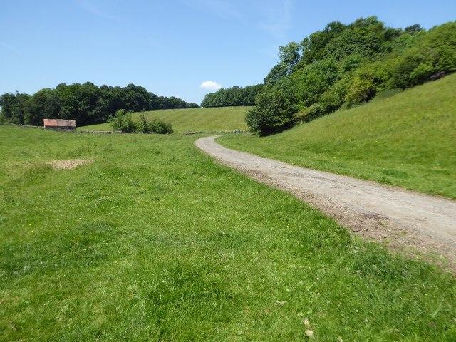 Road to Macaroni Downs Farm