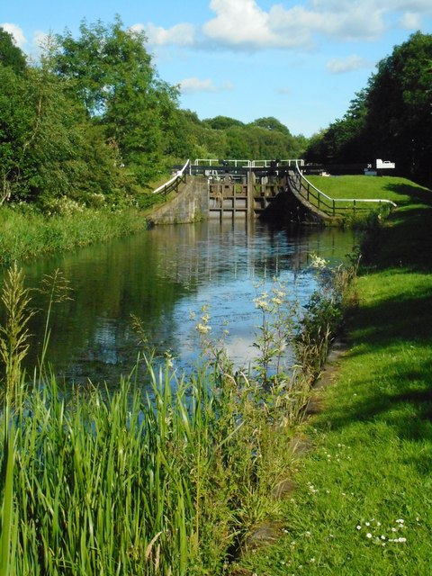 Lock 26, Forth & Clyde Canal