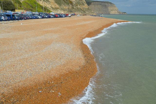 Beach, East of Hastings