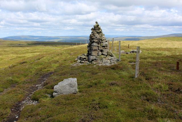 Stone Man on Blackstone Edge