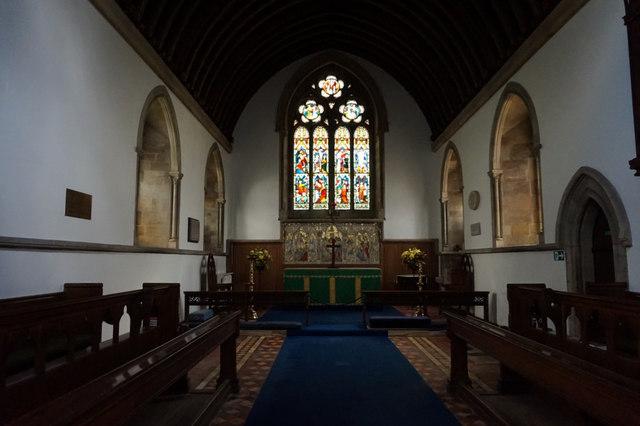 All Saints' Church, Bishop Burton