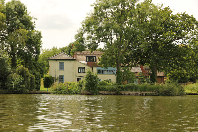 The Old House, Ranworth