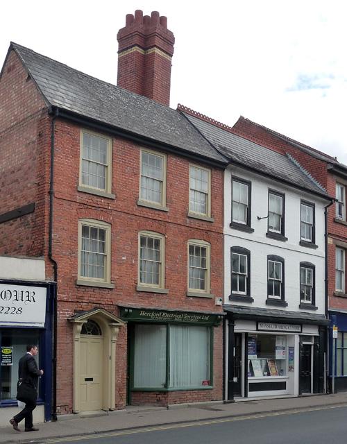61-63 St Owen's Street, Hereford