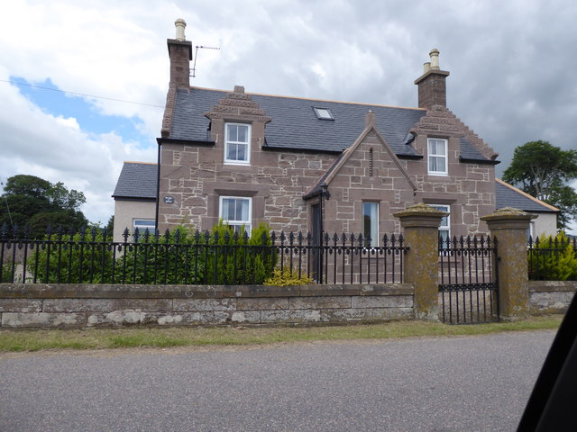 Old Lodge of Lauriston