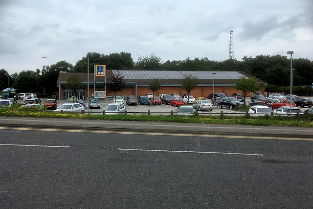 Aldi, Henry Boot Way, Hull