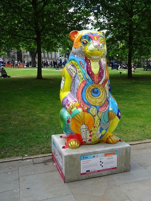 'Life Ta'Bear'stry'