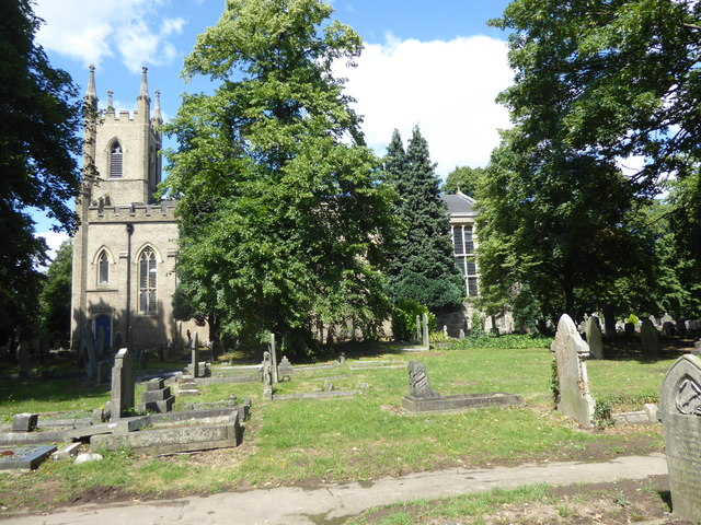 St James's Church, Hertford Road, Enfield